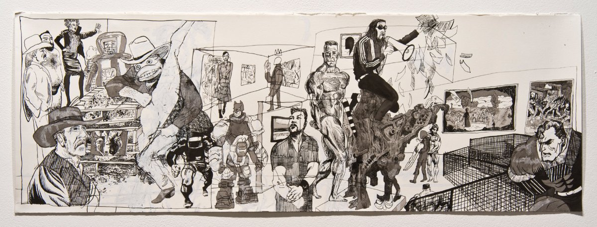 Das Funding (Gallery Posedown)